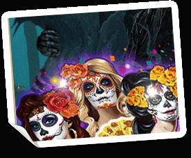 Casino med faktura Halloween 55757