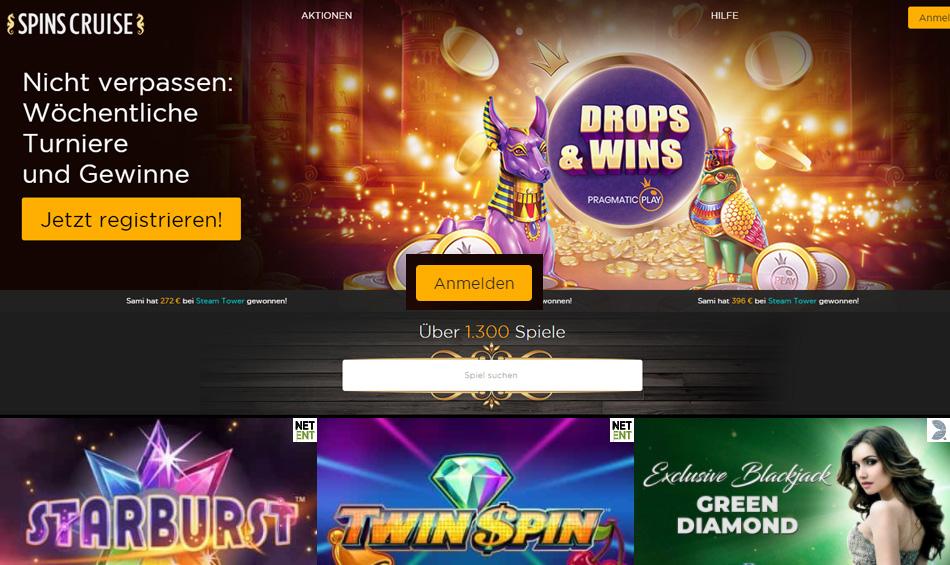 Live stream casino Santa netEntertainment