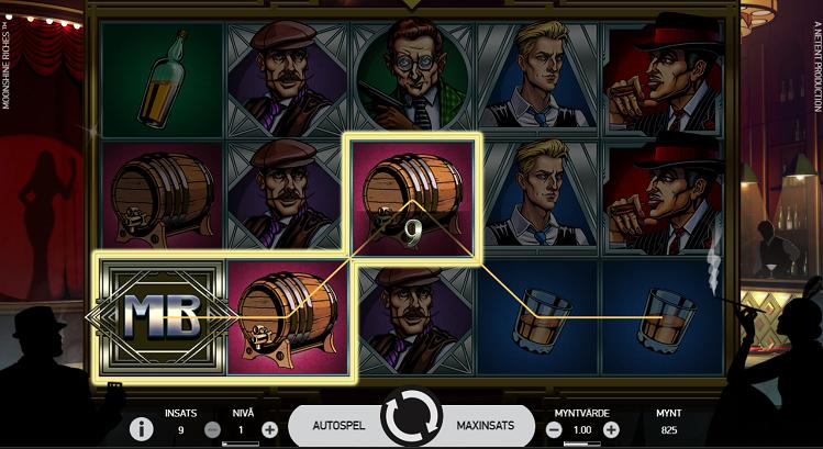 Moonshine Riches slot spelet dynasty