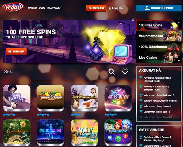 Snabbare casino recension landbaserat plasser