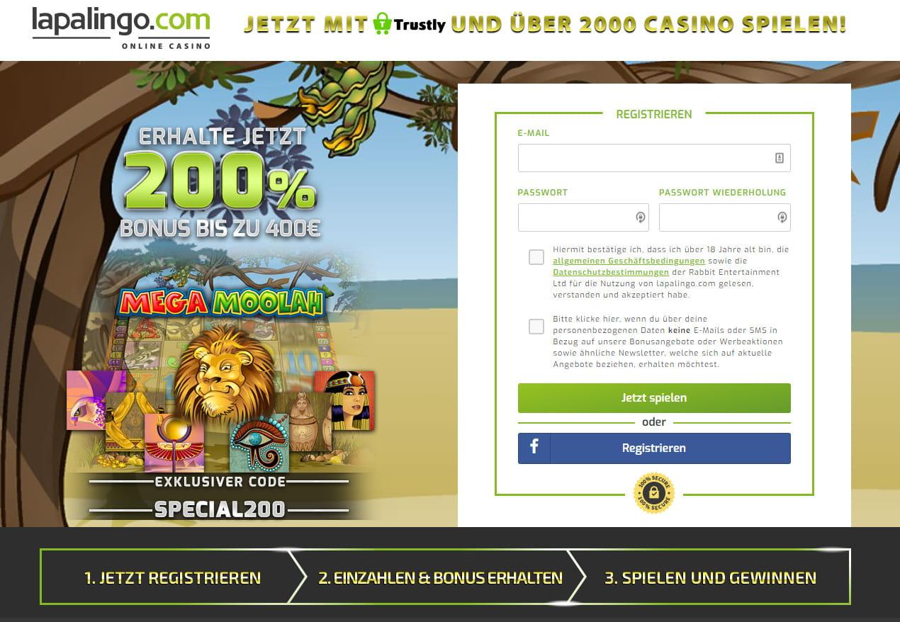 Danmark online casino Lapalingo 74226