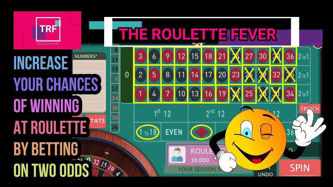 Betting odds live roulette 22379