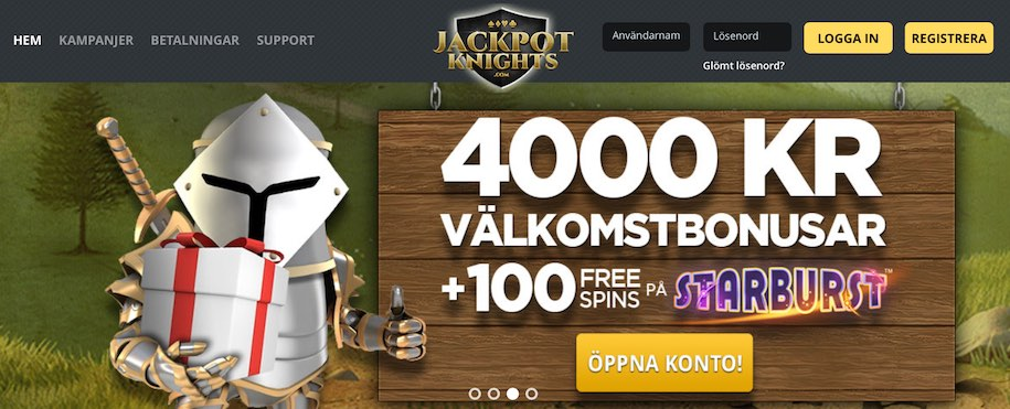 Party med freespins angeles