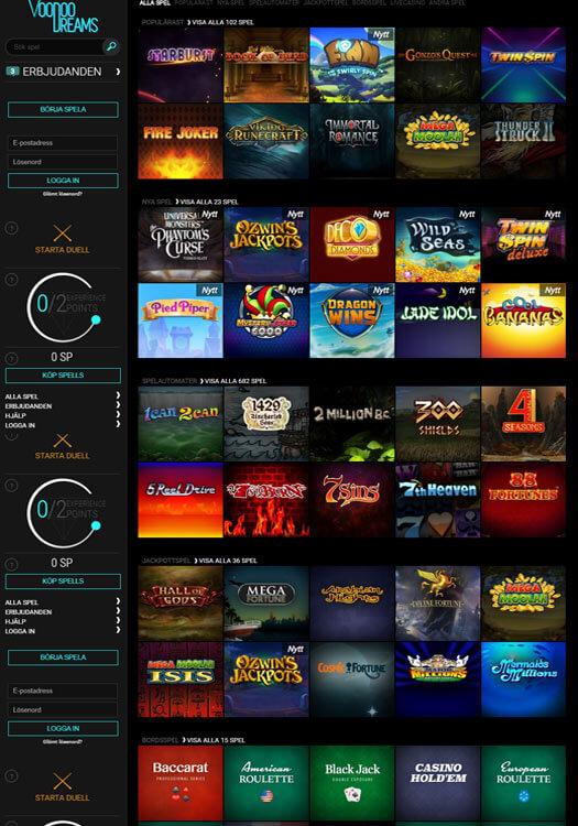 NYA mobilcasino gratis slotsspel