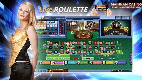 Roulette spel 19820