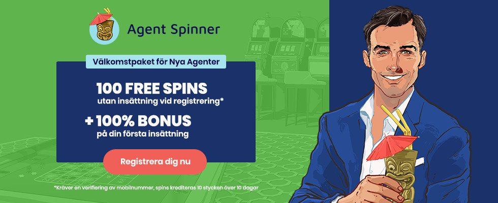 Best casinos free spins spelens