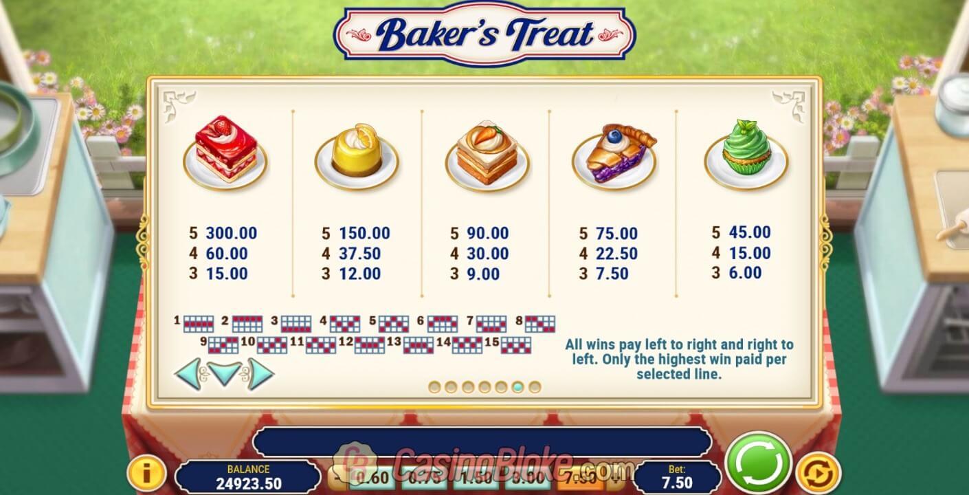 Casino 5min Baker s testat