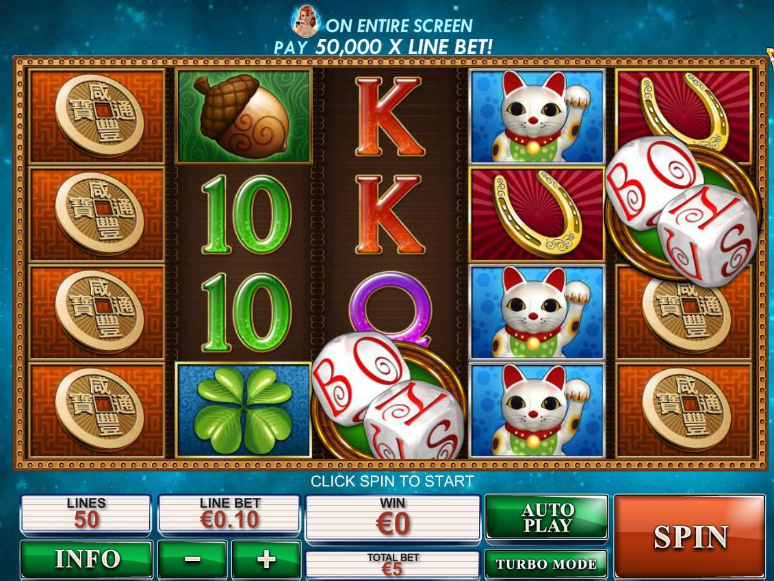 Spela Streak of Luck goldilocks