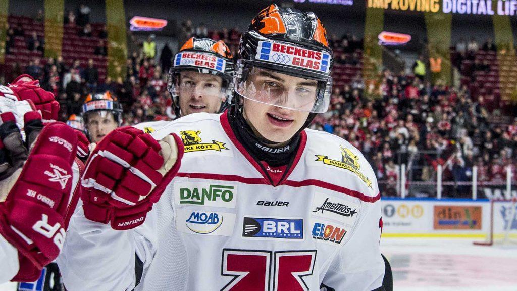 En Svensk man vann spilkr