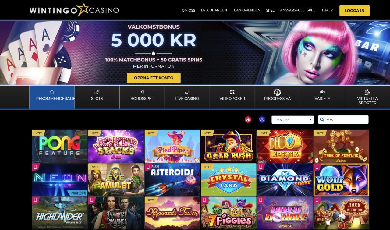 Bitcoin casino sverige 67609