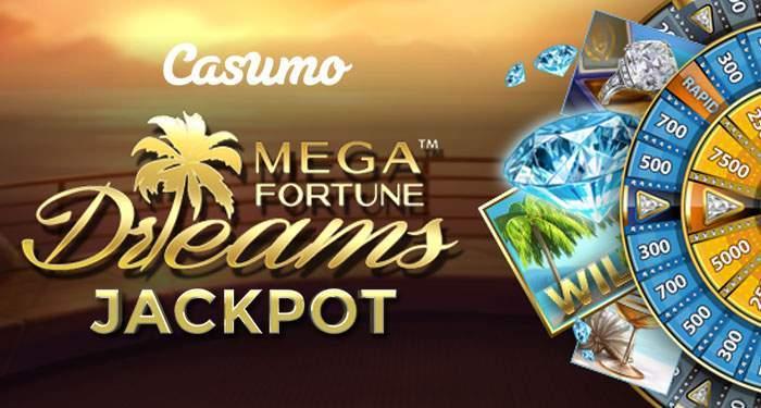 Mega fortune dreams review