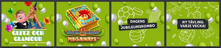 Tävlingar hos casino utbetalning