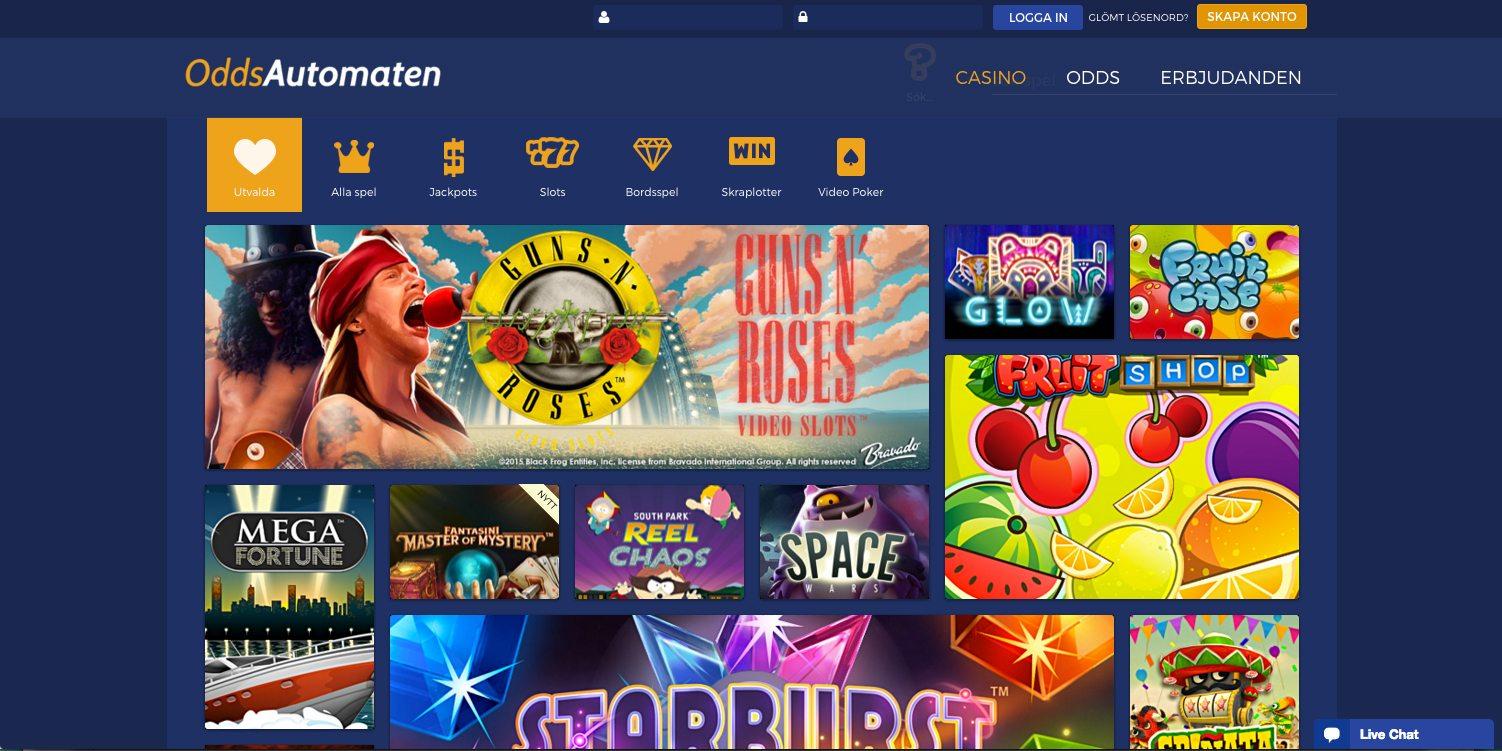 Casino kampanjer recension ett 40049