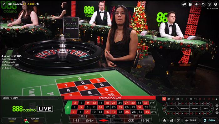 Live roulette 28752