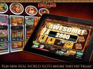 Table games Dream Vegas 68495