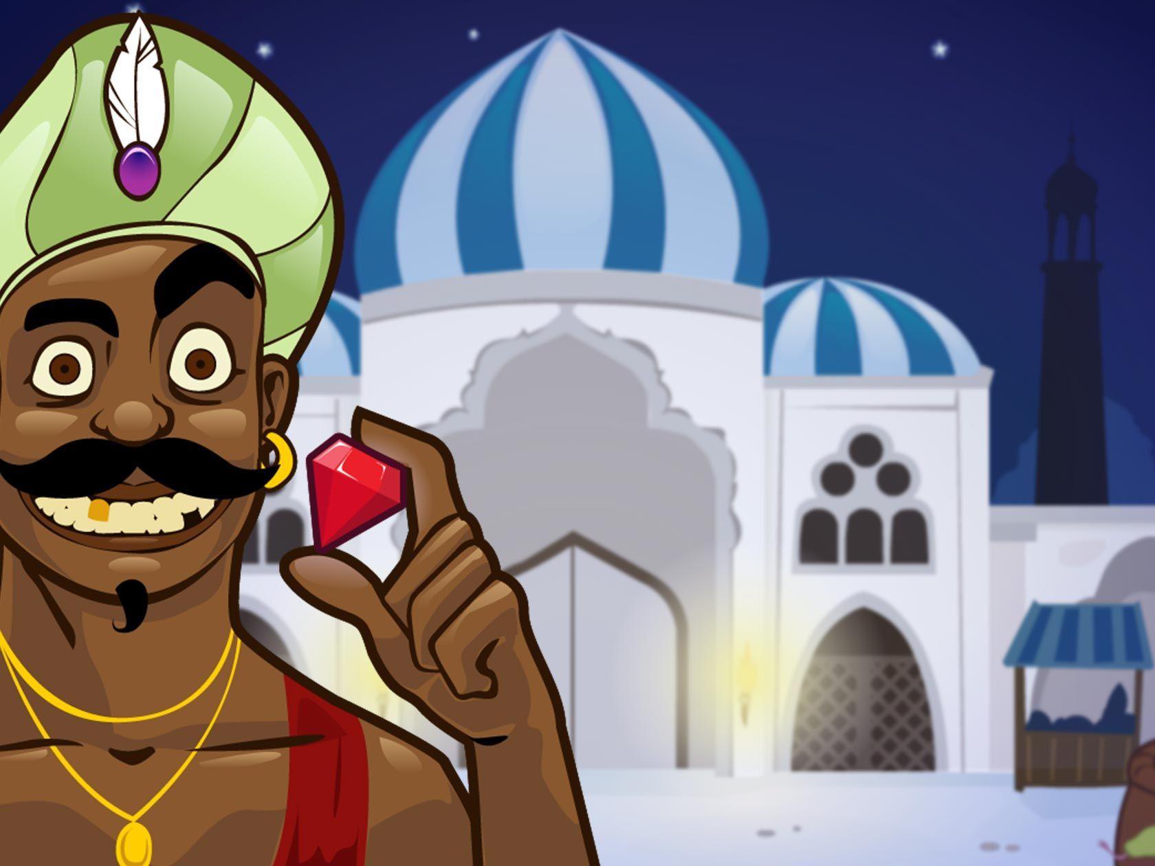Arabian nights 21899