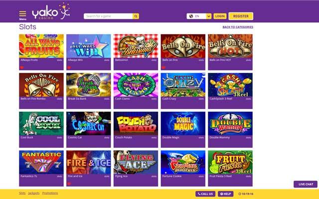 Bästa casino i erbjudande