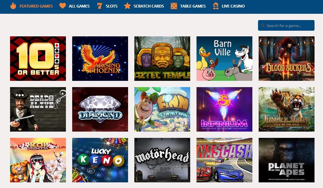Bonustrading casino 31344