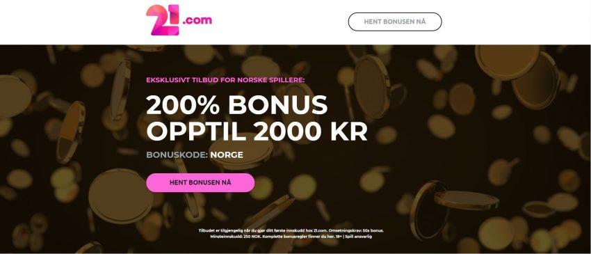 Bonus 100 casino 21198