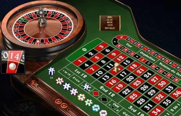 Taktik roulette 19803