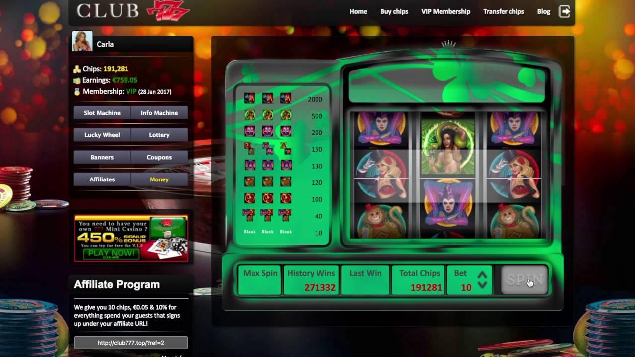 Casino pengar 54431