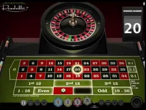 Casino omsättningskrav test high