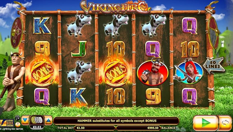 Casinokväll extra bonus Vikings framtiden