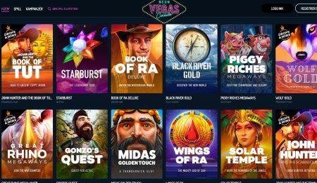 Streaming av casinospel Hajper track
