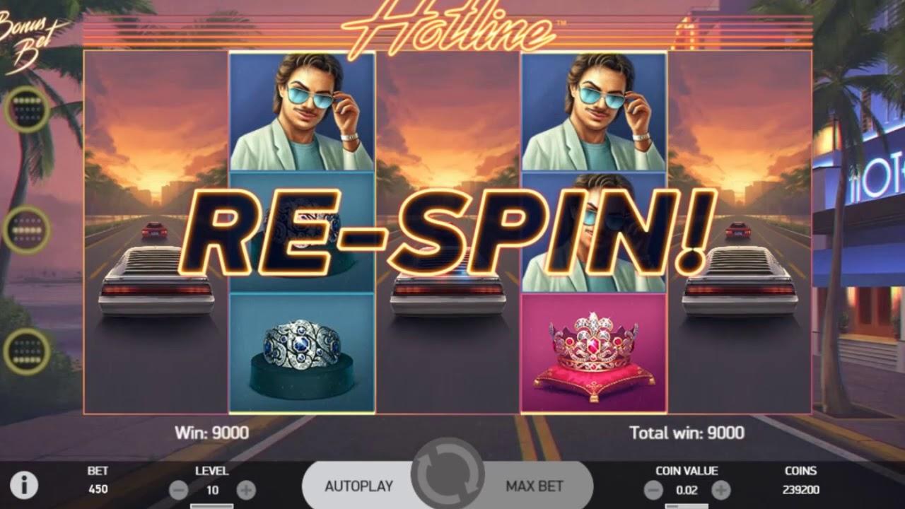 Hotline Slot 64601