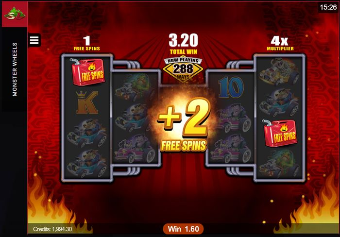 Microgaming with free spins 24247
