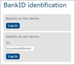 Nätcasino bankid kort info 43961