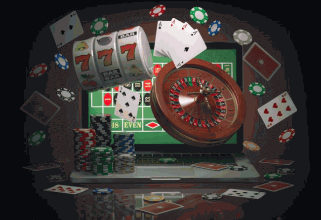 Visa betala casino online logga