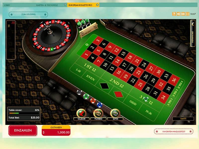 One click casino reel