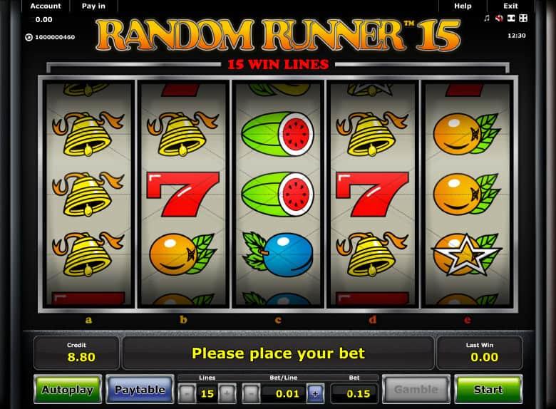 Pays spelautomater Greentube casino satsningar