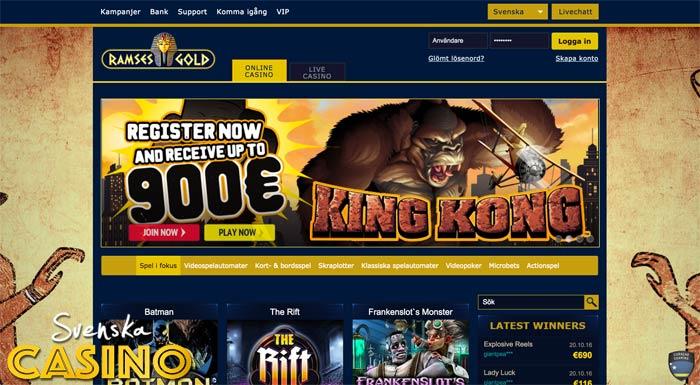 Recension ett svenskt casino 59365