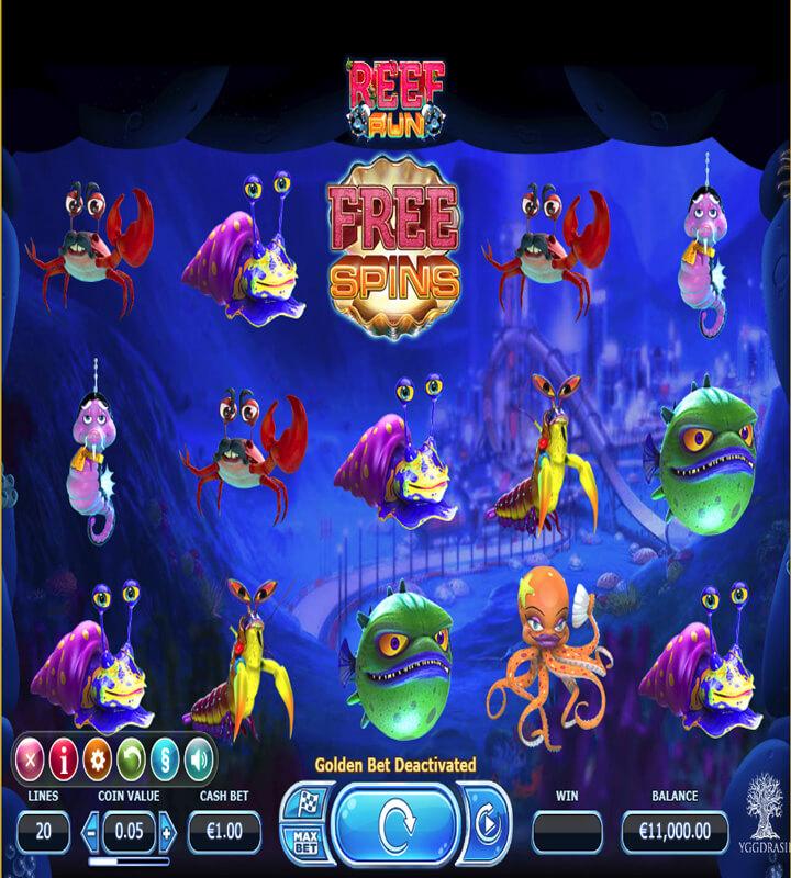 Spel på kredit Reef 56237