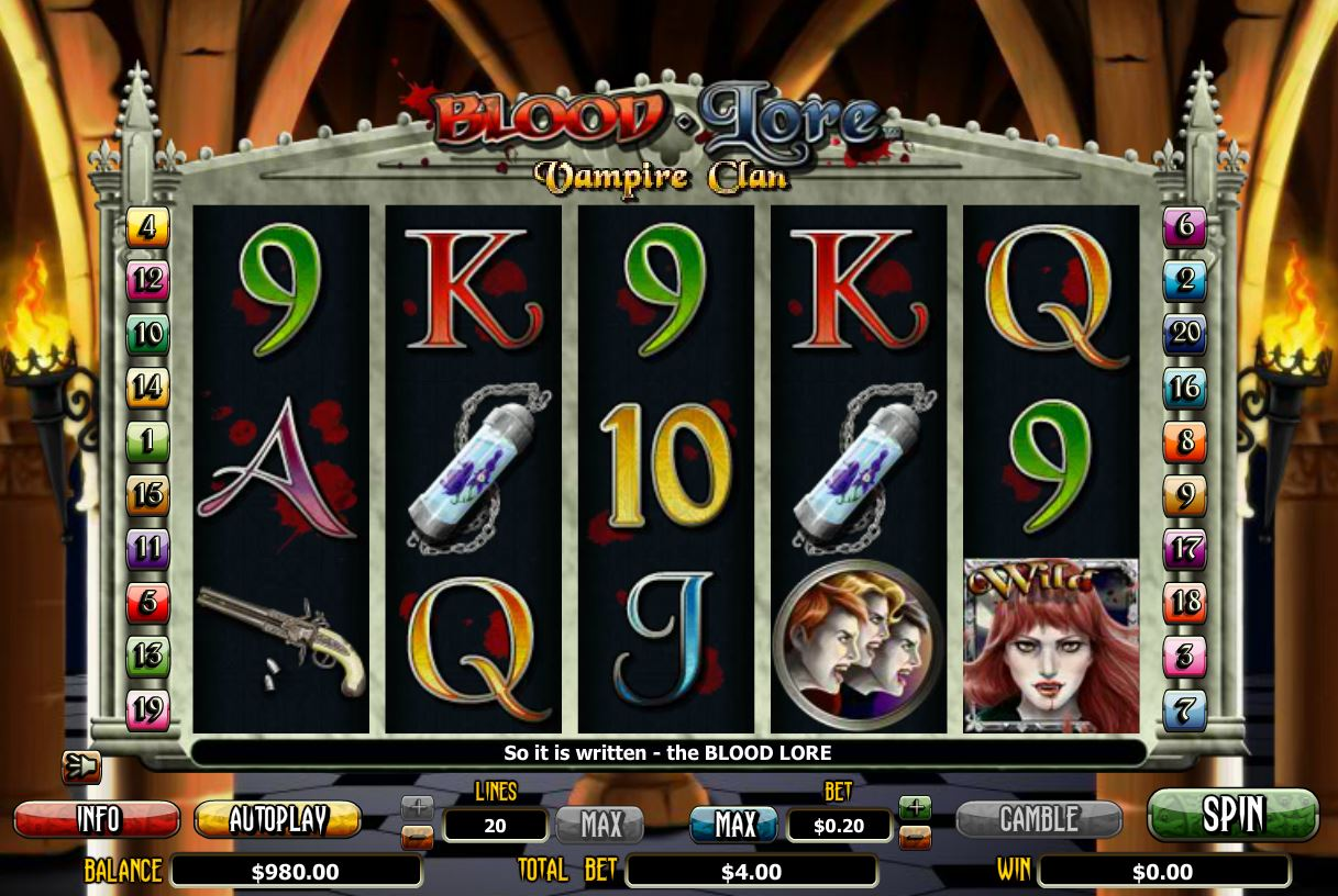 Snabbare casino flashback lottar martingale