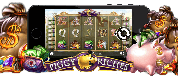 Video Piggy Riches lönsamma