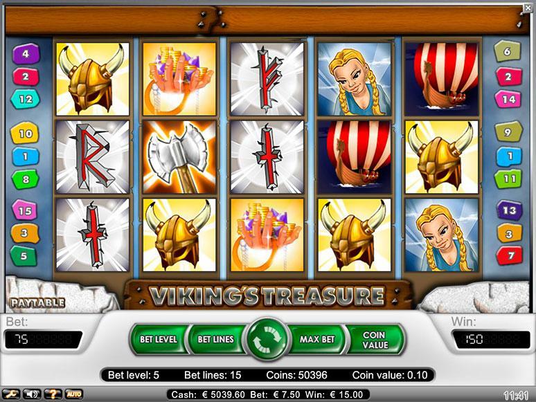 Vikings spel automat casino mest